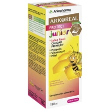 ArkoReal Protect Junior Jalea Real jarabe 150ml