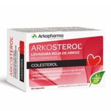 Arkolesterol Levadura Roja de Arroz 60 cápsulas
