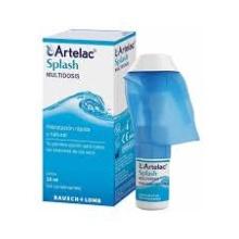 Artelac Splash Multidosis Lubricante Colirio 10ml