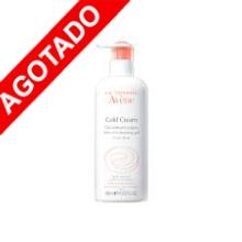 Avene Cold Cream Leche corporal nutritiva 400ml