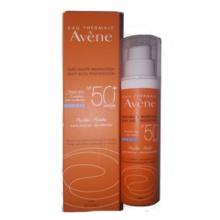 Avene Fluido Toque Seco Sin perfume spf 50 /50ml