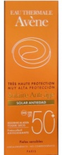 Avene Solar Spf50+ Antiedad 50ML