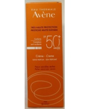 Avene solar crema sin perfume spf 50 50ml