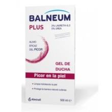 Balneum Plus gel de ducha 500ml