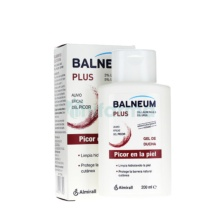 Balneum Plus Gel de Ducha Picor en la Piel 200ml