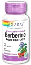 Solaray Berberine Root Extract 60 capsulas