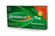 Berocca Perfomance 30 comprimidos efervescentes