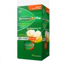 Berocca Perfomance Go, 14 comprimidos