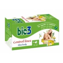 Bie3 Control Línea Slim Body 25 sobres