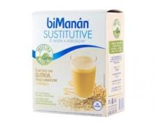 Bimanan Sustitutive 5 batidos con Quinoa, Trigo Sarraceno y Cereales