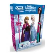 Oral-B Cepillo Eléctrico Frozen + regalo estuche de frozen