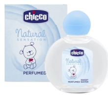 Chicco Agua Perfumada Sin alcohol 100ml