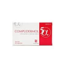 Complidermol 5A 60 Cápsulas