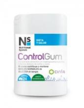 ControlGum 24 chicles sabor hierbabuena