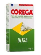 Corega Ultra Polvo fijación prótesis dentales