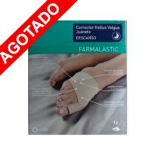 Farmalastic Corrector Hallux Valgus Juanete Descanso