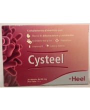 Cysteel Complemento Alimenticio 28 cápsulas