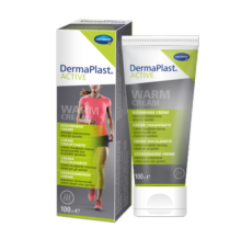 Dermaplast Active Crema efecto calor 100ml