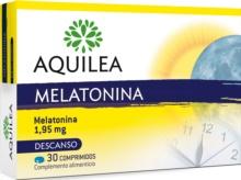 Aquilea Melatonina Descanso