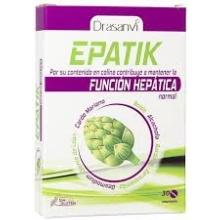 Drasanvi Epatix 30 comprimidos