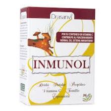 Dransanvi Inmunol 36 cápsulas Vegetales