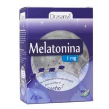 Drasanvi Melatonina 1mg 60 capsulas