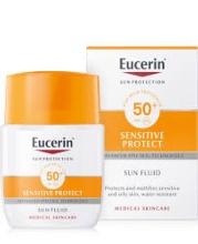 Eucerin Sun Fluid Solar Sensitive Protect spf50+