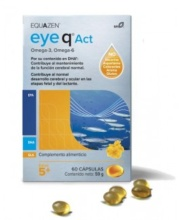 Eye Q Act 60 capsulas