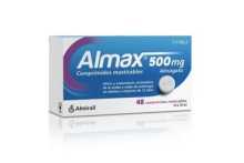 Almax Comprimidos Masticables