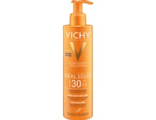 VICHY IDEAL SOLEIL LECHE FLUIDA ANTIARENA SPF30 200ML