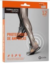 Farmalastic Sport Protectores de Ampollas 12 usos