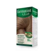 Farmatint 6N Rubio Oscuro 150ml