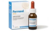 Ferrosol Gotas 30ml