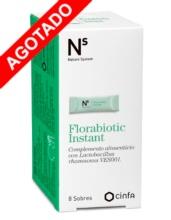 Cinfa Florabiotic Instant Nature System 8 unidades