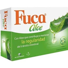FUCA ALOE REGULARIDAD INTESTINAL 60 COMPRIMIDOS