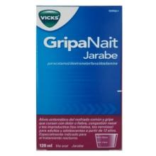 Vicks GripaNait Jarabe 120ml