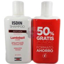 Lambdapil Champú Anticaída Duplo 50% 2U 200mlx200ml