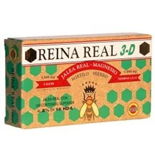 Reina Real Jalea Real 20 ampollas bebibles