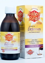 Jalea Real +Plus Defensas