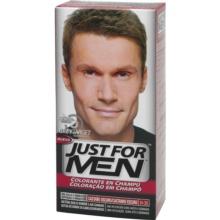 Just For Men Champú Castaño Oscuro