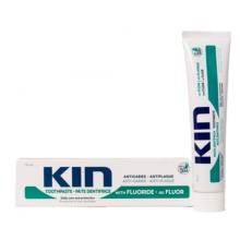 Kin Pasta Dentífrica Anticaries-Antiplaca 125ml
