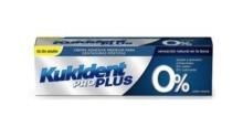 KUKIDENT PRO PLUS 0% SABOR NEUTRO 40G