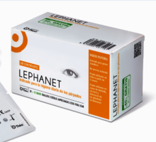 Lephanet 30+12 Gratis Toallitas Higiene Parpados