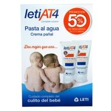 LetiAt4 Promocion 50% Pasta al agua Crema Pañal Culito del bebé