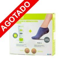 Leti Xer Q pack crema reparadora + calcetines