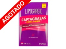 Lipograsil Capta Grasas Extra Fuerte 180 cápsulas