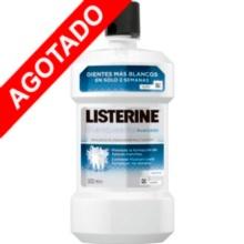 Listerine Blanqueador avanzado 500ml