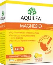 Aquilea Magnesio Granulado Limon