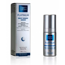 Martiderm Platinum Night Renew Serum Antiedad Nocturno 30ml