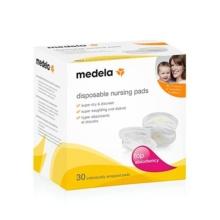 Medela Discos Absorbentes y Desechables 30 unidades